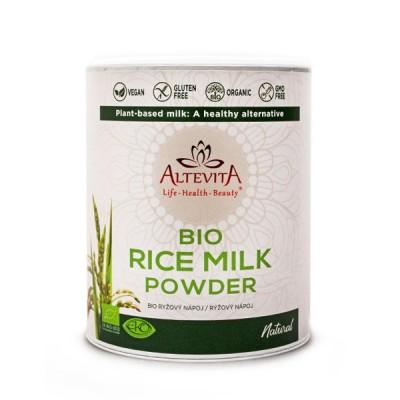 Altevita BIO ryžový nápoj 400g