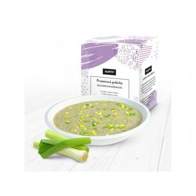 MyKETO Proteínová polievka zeleninová krémová 5 porcií
