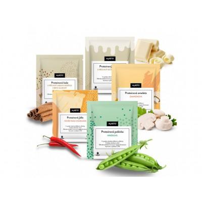 MyKETO Proteínový balíček Ochutnaj 5 porcii